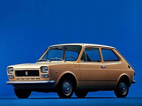«Che macchina!»: la 127 compie 50 anni