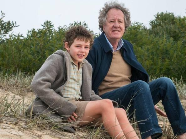 Geoffrey Rush: «Basta ruoli eccentrici Mi tuffo in una favola verde tra i pellicani della mia Australia»