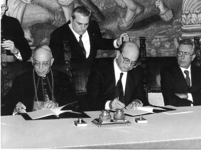 Il Concordato  (dopo i Patti Lateranensi): cosa stabilisce