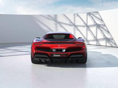 Ferrari 296 Gtb, il nuovo gioiello del Cavallino