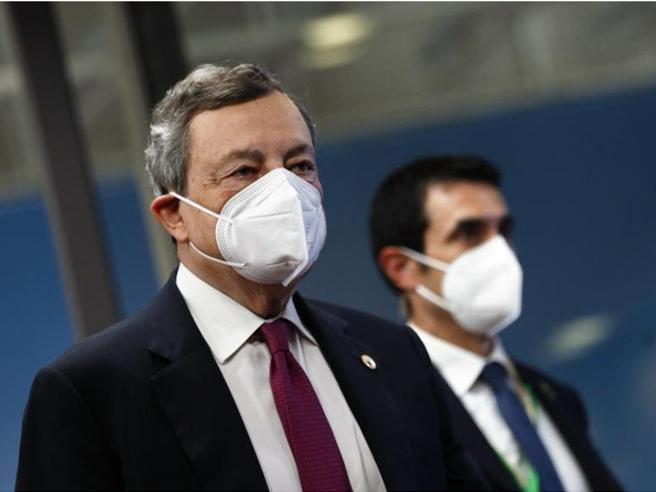 Draghi avverte Orbán: «Avete sottoscritto anche voi il trattato che tutela i valori»