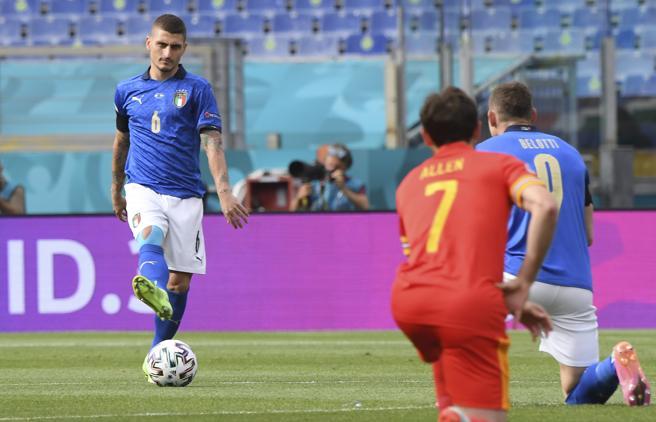 Italia-Austria, i giocatori azzurri non si inginocchieranno