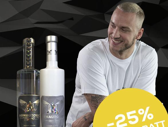 La vodka di Arnautovic