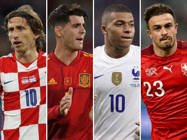 Europei 2021, dove vedere le partite di oggi: Croazia ...