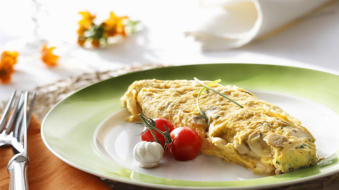Omelette classica