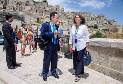 G20, Matera e i suoi Sassi ospitano i grandi del mondo
