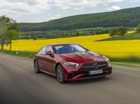 Mercedes: arriva la nuova CLS