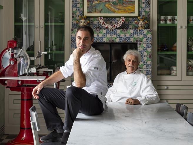 La famiglia Iaccarino: «Ci amano di più all'estero, difendiamo i piatti del Sud»