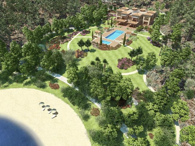 Erdogan, villa al mare da 60 milioni con spiaggia privata e 300 stanze