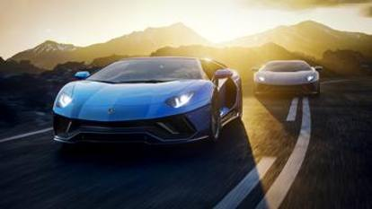 Lamborghini Aventador Ultimae, le foto
