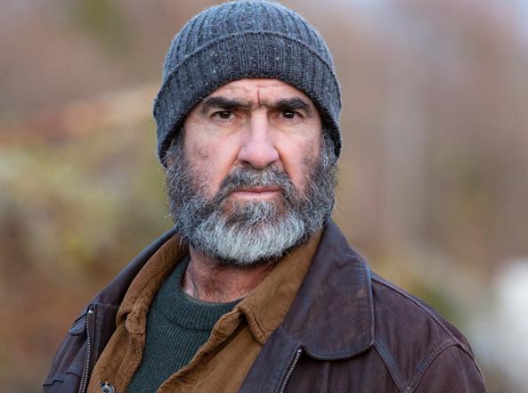 Eric Cantona ne Il giustiziere
