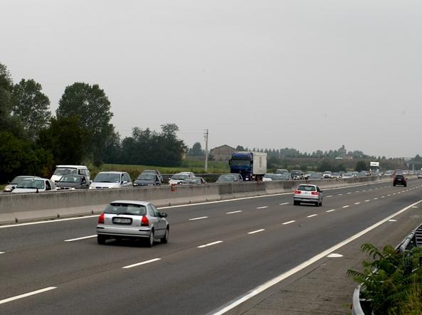 Sulla rete autostradale la presenza del tutor è segnalata con evidenza