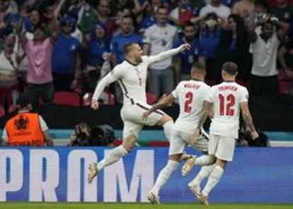 Italia-Inghilterra, la fotostoria della partita