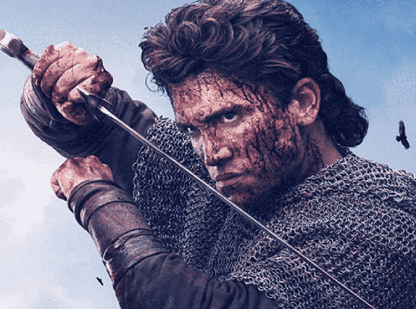 Jaime Lorente in El Cid