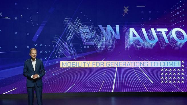 New Auto, la nuova strategia Volkswagen per il 2030