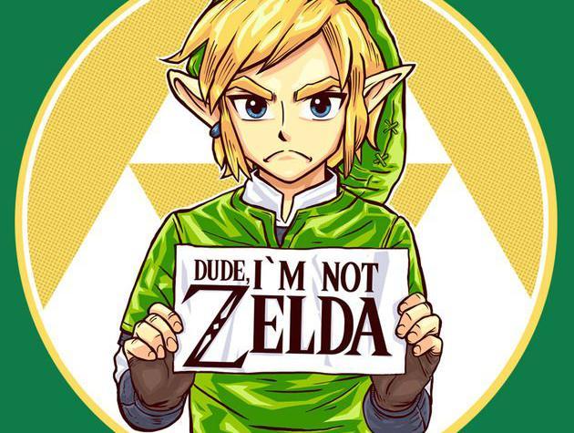 Link (che non è Zelda!) si ispira a Peter Pan