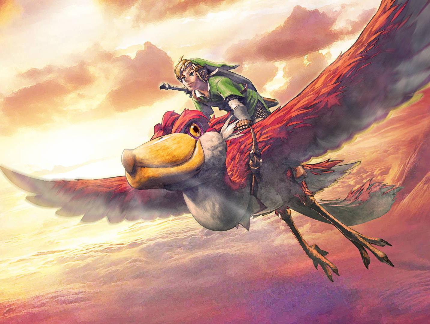 The Legend of Zelda: Skyward Sword, l'incipit di tutto