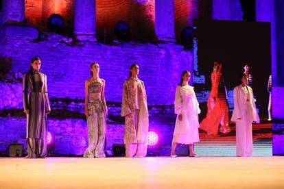 Moda made in Sicily: i premiati a Taormina