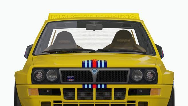 Lancia Delta Evo Martini Racing, torna il modello originale. Lo costruisce Miki Biasion