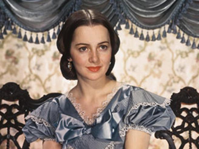 Olivia de Havilland, così mansueta che fece piangere Clark Gable