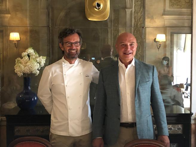 Carlo Cracco, il primo vino dello chef. Un bianco romagnolo