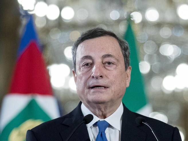 Draghi Appello