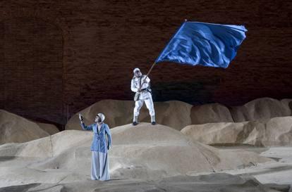 Macerata Opera Festival, «Aida» celebra 100 anni lirica allo Sferisterio