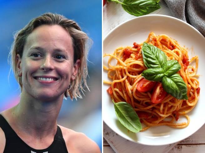 Federica Pellegrini, quinta finale olimpica: la dieta della «leggenda vivente» del nuoto mondiale