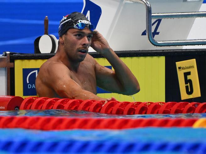 Olimpiadi di Tokyo, Gregorio Paltrinieri si fa in tre: esame al buio per il fisico dopo la mononucleosi