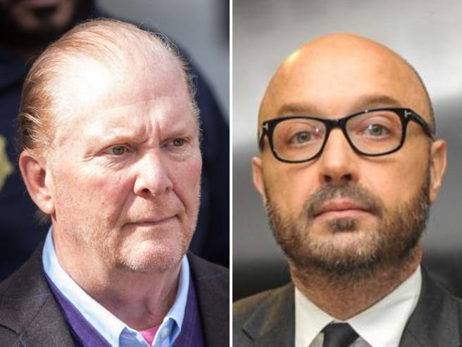 Batali e Bastianich, molestie nei loro ristoranti: maxi risarcimento alle dipendenti