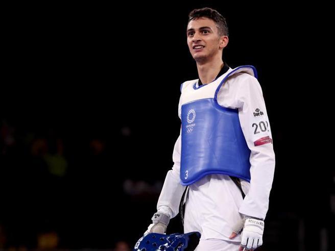 Olimpiadi di Tokyo, Vito Dell'Aquila oro nel taekwondo e la dedica al nonno: «Ha sempre creduto in me»  ...