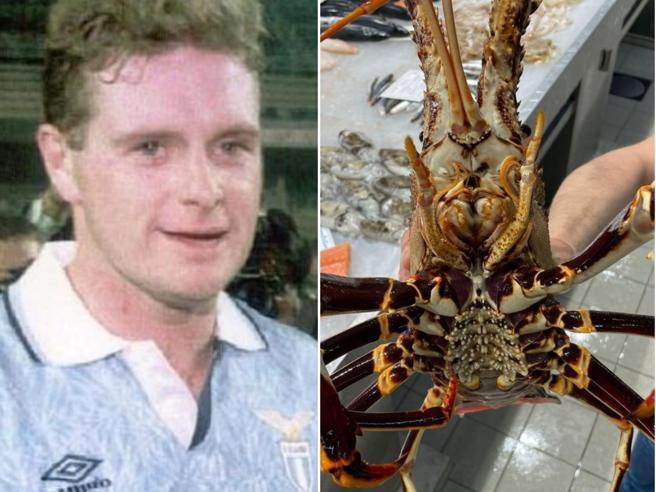 Paul Gascoigne: «Mi tuffai in un acquario di un ristorante romano per prendere un'aragosta»