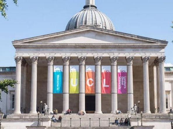 Lo University College di Londra è ottavo al mondo