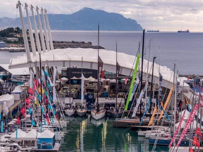 Il Salone nautico di Genova da tutto esaurito (con i grandi nomi e tre grandi novità)