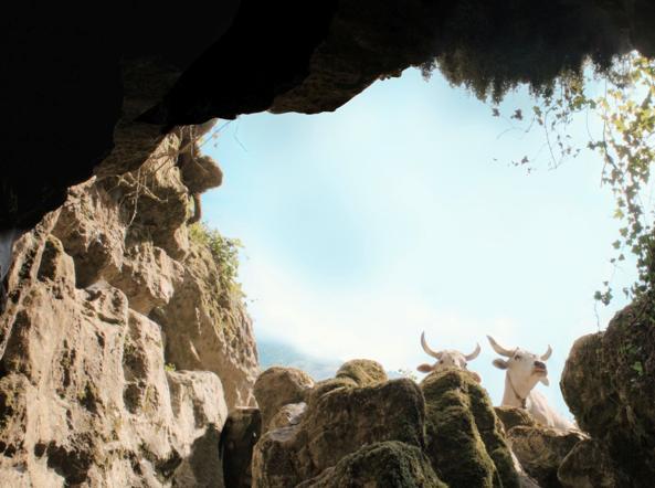 «Il buco» di Michelangelo Frammartino