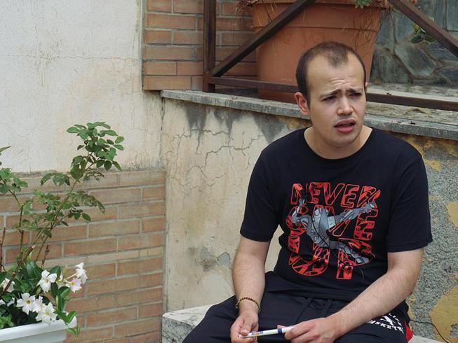 Cristian Filippo, il malato arrestato per la cura con la cannabis