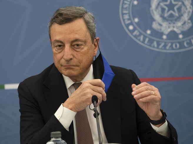 Giustizia, Green pass e scuola: la corsa di Draghi per chiudere i dossier importanti entro l'estate