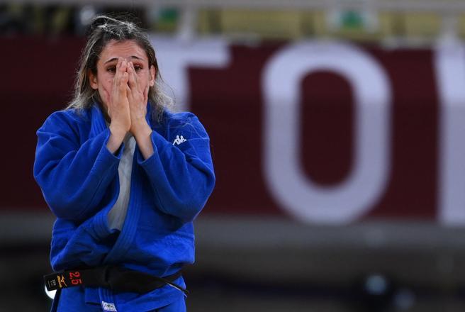 Centracchio, judo da bronzo «Dedicato al mio Molise, sconosciuto anche in Italia»