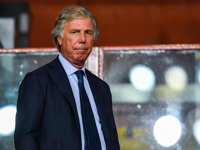 Preziosi, Genoa: «Il calcio rischia di fallire. Stadi aperti per tutti i tifosi che hanno il green pass»