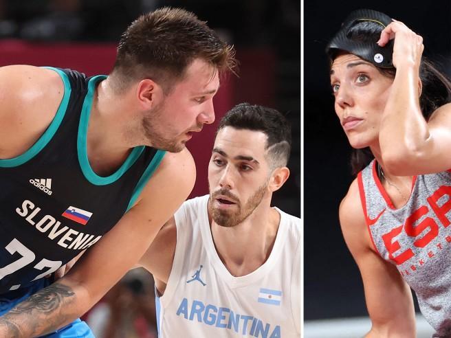 Luka Doncic, vodka e poker con le giocatrici spagnole dopo la vittoria: violate le norme anti-Covid alle Olimpiadi?
