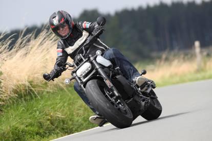 La nuova Harley-Davidson Sportster S