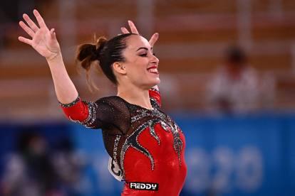 Vanessa Ferrari, argento alla quarta olimpiade: la prova del corpo libero che la porta tra le stelle