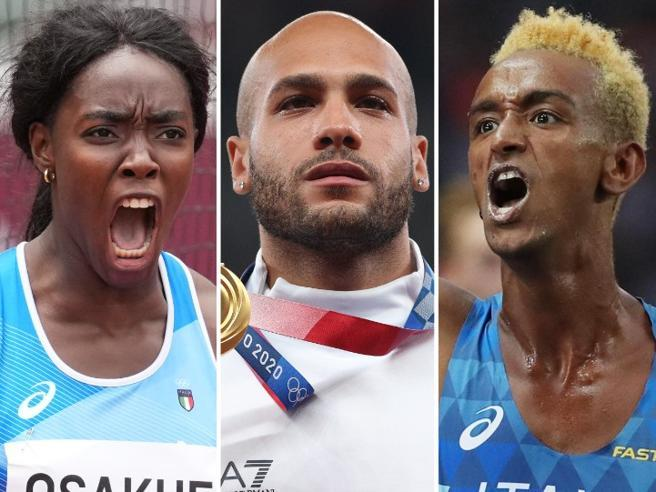 Marcell Jacobs e non solo: gli atleti italiani nati all'estero o in Italia da genitori stranieri alle Olimpiadi