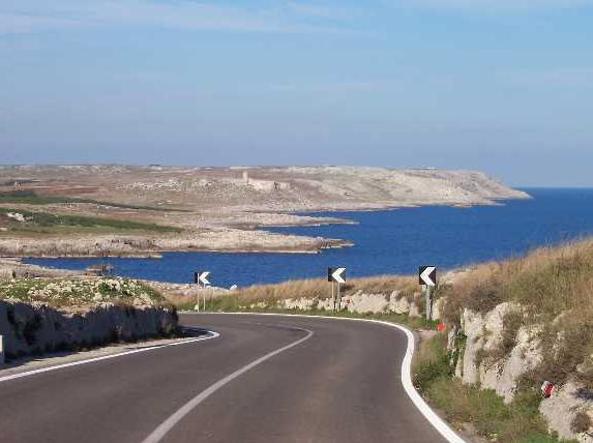 Litoranea Otranto- Santa Maria di Leuca - Puglia