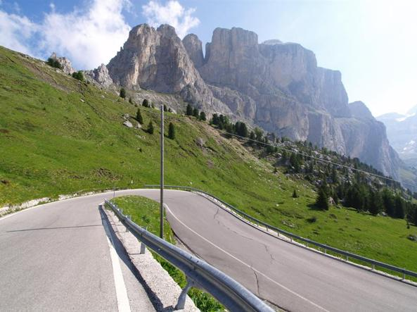 Grande Strada delle Dolomiti - Trentino-Alto Adige e Veneto