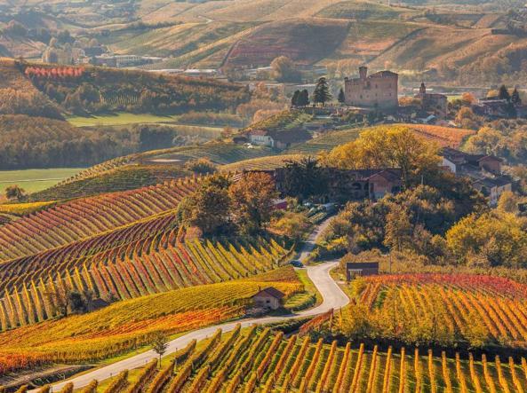 Strada del Barolo - Piemonte