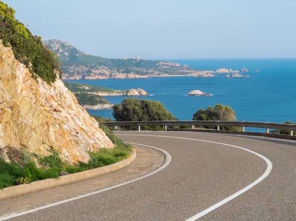 Strada Panoramica Costa del Sud - Sardegna