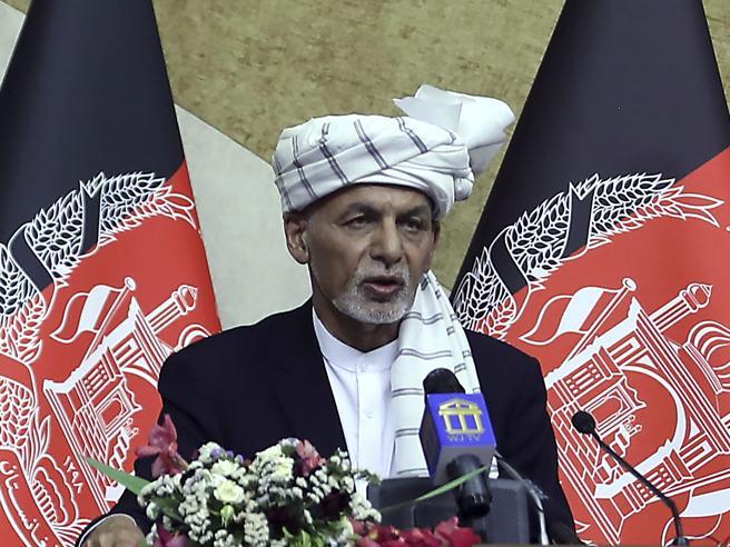 presidente afghano