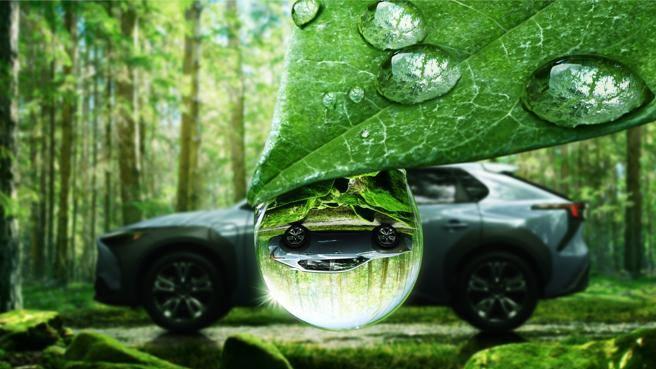 Subaru: svelato il primo suv elettrico Si chiama Solterra |