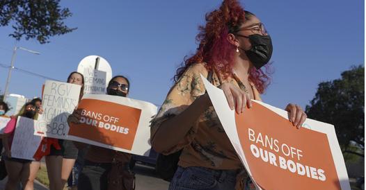 La Corte Suprema Usa non blocca la legge sull?aborto del Texas